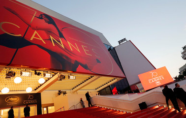 70th Cannes Film Festival - Screening of the film The Beguiled in competition - Red Carpet