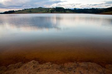 Jaguari dam in São Paulo countryside