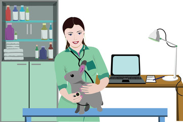 Healthcare Veterinary Clinic Template
