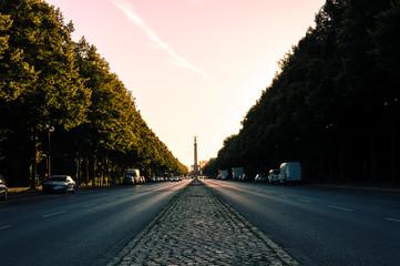 Großer Stern - Siegessäule Berlin