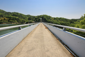 香川県小豆島町 殿川ダム