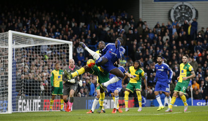 Chelsea v Norwich City - Barclays Premier League