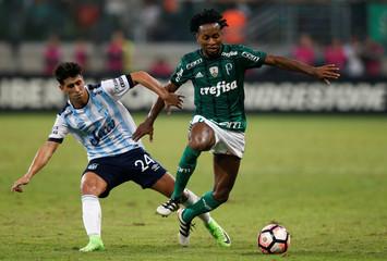 Soccer Football - Brazil's Palmeiras v Argentina's Atletico Tucuman - Copa Libertadores