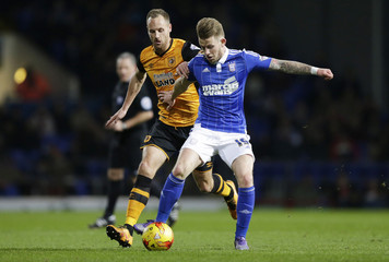 Ipswich Town v Hull City - Sky Bet Football League Championship