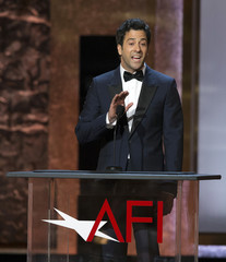 Actor Garity speaks at the American Film Institute's 42nd Life Achievement Award at the Dolby theatre in Hollywood