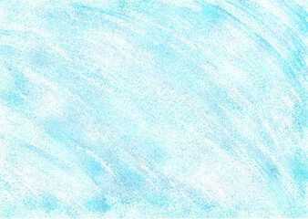 Watercolor bright abstract background drawn by hand