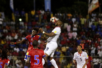 Football Soccer - Haiti v Costa Rica - World Cup 2018 Qualifiers