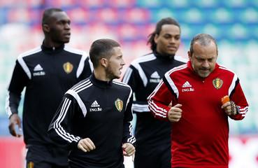 Belgium Training