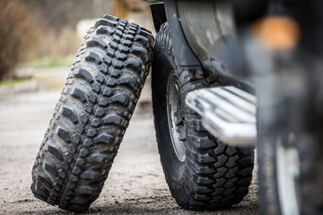 Jeep tyres