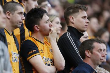 Hull City v Derby County - Sky Bet Football League Championship Play-Off Semi Final Second Leg