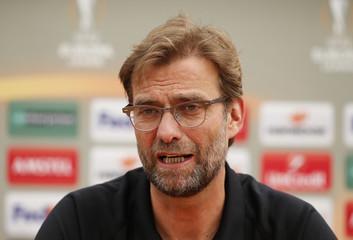 Liverpool - UEFA Europa League Final media day