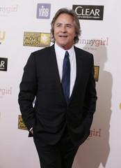 Actor Don Johnson arrives at the 2013 Critics' Choice Awards in Santa Monica