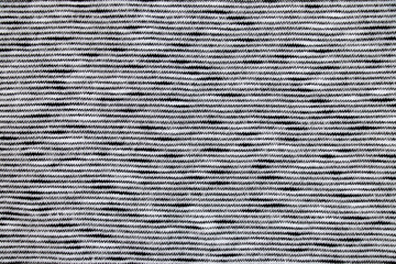 Closed up of black and white clothes texture background