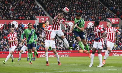 Stoke City v Southampton - Barclays Premier League