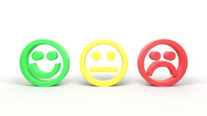 smile 3d image set