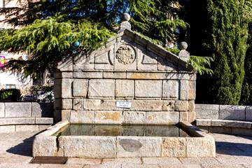 Fuente del Caño en Torrelodones
