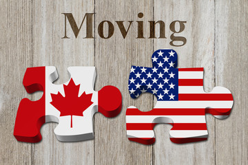 Moving from Canada to the USA