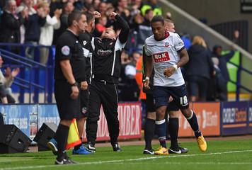 Bolton Wanderers v Brighton & Hove Albion - Sky Bet Football League Championship