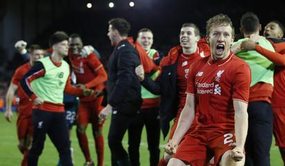 Liverpool v Stoke City - Capital One Cup Semi Final Second Leg