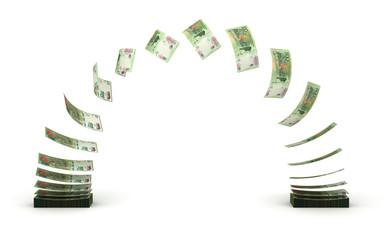 Argentina Pesos Transfer