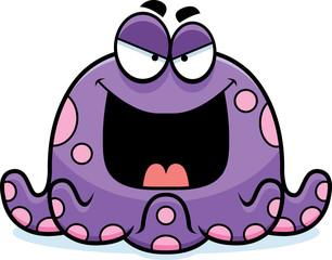 Evil Little Octopus
