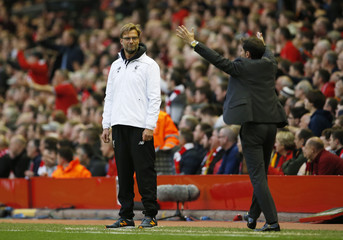 Liverpool v Villarreal - UEFA Europa League Semi Final Second Leg