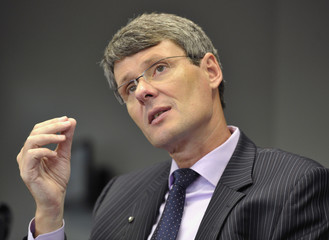 Research in Motion President CEO Heins discusses the upcoming release of BlackBerry 10 in Waterloo