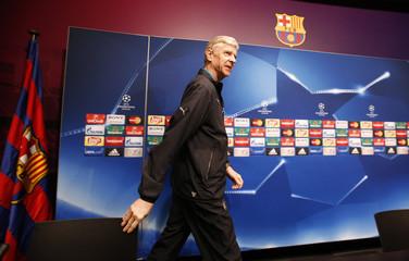 Arsenal Press Conference