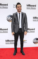 Musician Pete Wentz arrives at the 2014 Billboard Music Awards in Las Vegas