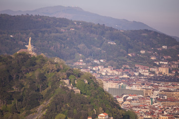 Panoramic, san sebastian