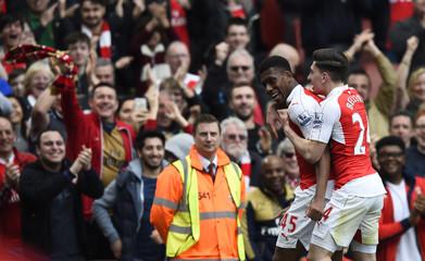 Arsenal v Watford - Barclays Premier League