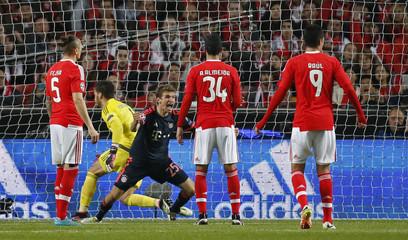 Benfica v Bayern Munich - UEFA Champions League Quarter Final Second Leg