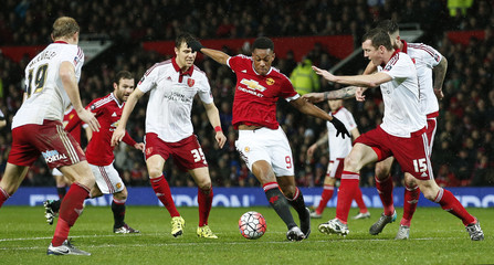 Manchester United v Sheffield United - FA Cup Third Round