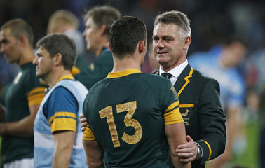 South Africa v Argentina - IRB Rugby World Cup 2015 Third/Fourth Place Bronze Final Play-Off
