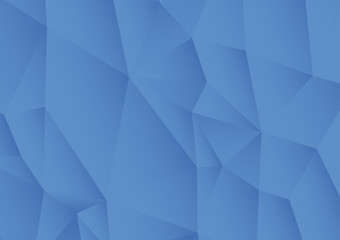 Abstract textured polygonal background.