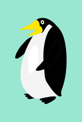 penguin - royal penguin