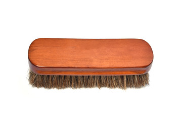 wooden brushes for cleaning clothes and shoes