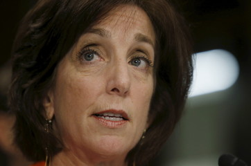 U.S. Assistant Secretary of State Jacobson testifies on U.S.-Cuba relations before the Senate Foreign Relations Committee during a hearing on Capitol Hill in Washington