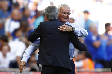 Leicester City v Manchester United - FA Community Shield
