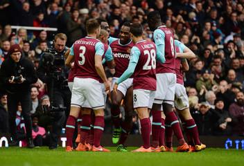 West Ham United v Sunderland - Barclays Premier League