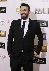 """Director Ben Affleck, from the film """"Argo,"""" arrives at the 2013 Critic's Choice Awards in Santa Monica"""