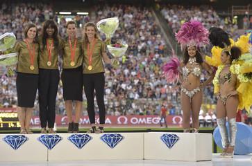 Athletics - IAAF Athletics Diamond League final - King Baudouin stadium, Brussels