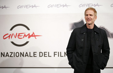 U.S. actor Modine poses during a photocall as a member of the jury at the Rome Film Festival,