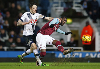 West Ham United v Tottenham Hotspur - Barclays Premier League