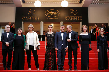 70th Cannes Film Festival – Screening of the film L'Amant double (Amant Double) in competition - Red Carpet Arrivals