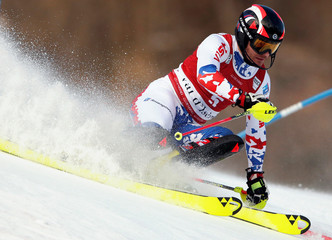 Alpine Skiing - FIS Alpine Skiing World Cup - Men's Slalom