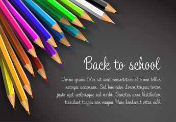 Back to School Card Layout