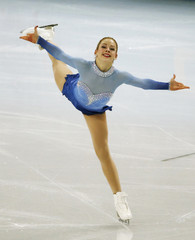 Gracie Gold of the United States competes during the Team Ladies Free Skating Program at the Sochi 2014 Winter Olympics