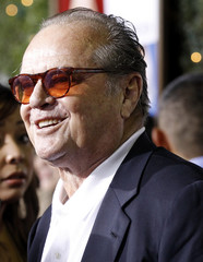 "Nicholson attends the premiere of ""How Do You Know"" at the Mann Village theatre in Los Angeles"