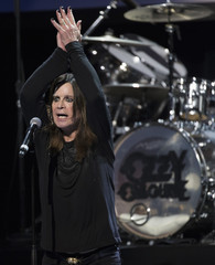 Musician Osbourne performs at the 10th Annual MusiCares MAP Fund Benefit concert at Club Nokia in Los Angeles